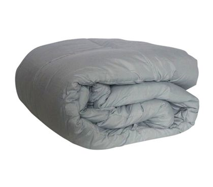 Dorm Bedding Gray Comforter - Twin XL Bedding