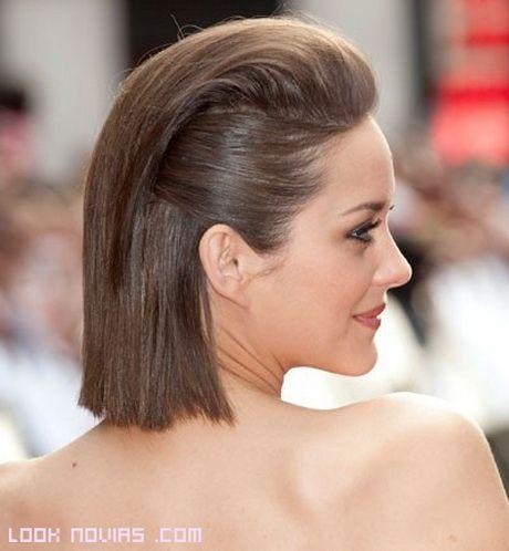 peinados para cabello semi corto