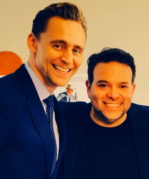 """thatkenguytho: """"Go see #isawthelight @isawthelightmovie the #hankwilliams #movie this weekend and watch our #tomhiddleston and #marcabraham interview with #bobbyb on our Bay Area HQ TV show. Check #bayareahq site (link in bio) tomorrow for the #interview featuring some #poetry from Tom! #bayarea #sanfrancisco #bayareahq #TV #newreleases #tvhost #producer no#aprilfools #aprilfoolsday today #hiddleston #tomhiddles"""" Source: https://www.instagram.com/p/BDrgY0LwVPO/"""