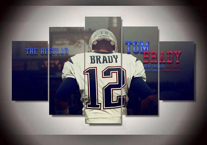 New England Patriots Quarterback Tom Brady #2