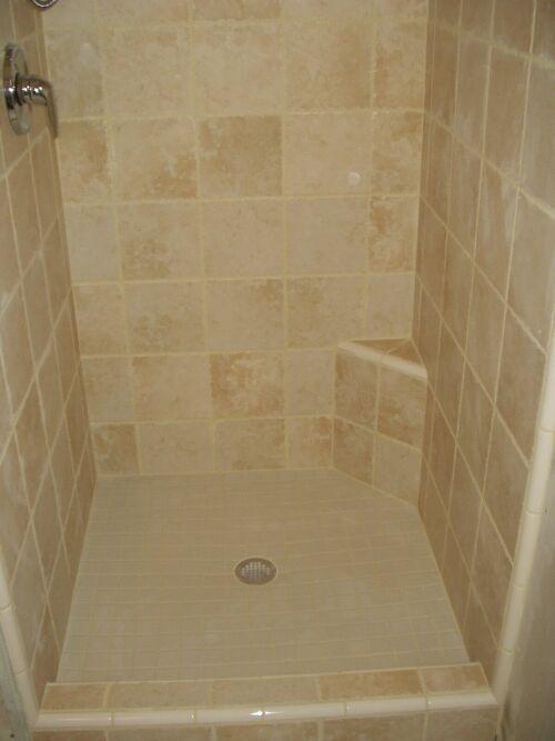 Bathroom Remodel Ideas Corner Shower