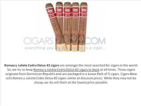 Find the greatest selection of Arturo Fuente cigars at affordable price only at cigars-now.com. We offer a wide selection at discount prices http://www.cigars-now.com/cigars/romeoyjulieta
