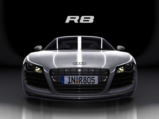 Audi R8 V12 Wallpaper