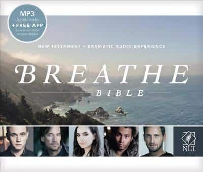 Breathe Bible: New Living Translation: New Testamen,