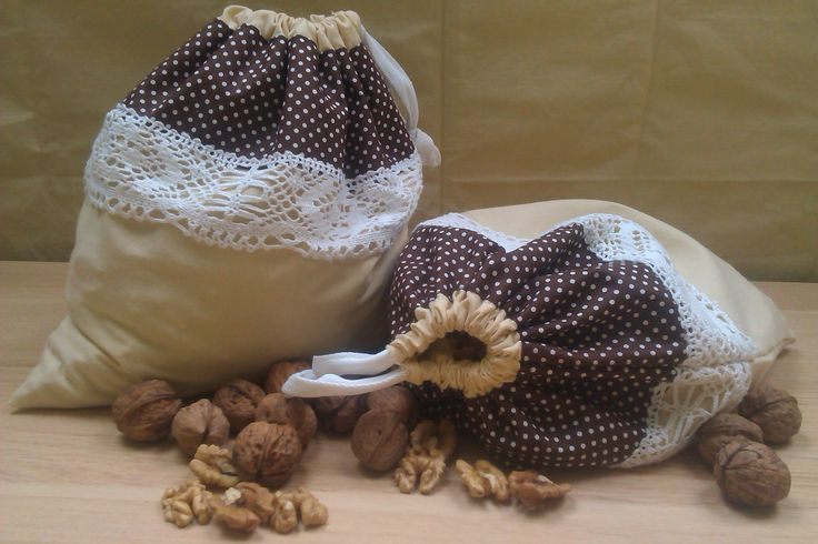 Vrecúška na orechy