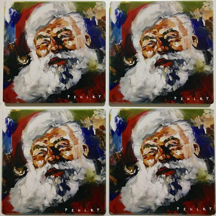 Santa Coasters - Penley