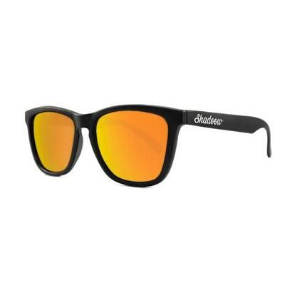 #Gafas Black crow on orange - #Shadoow - Gafas - #iLovePitita #gafasdesol