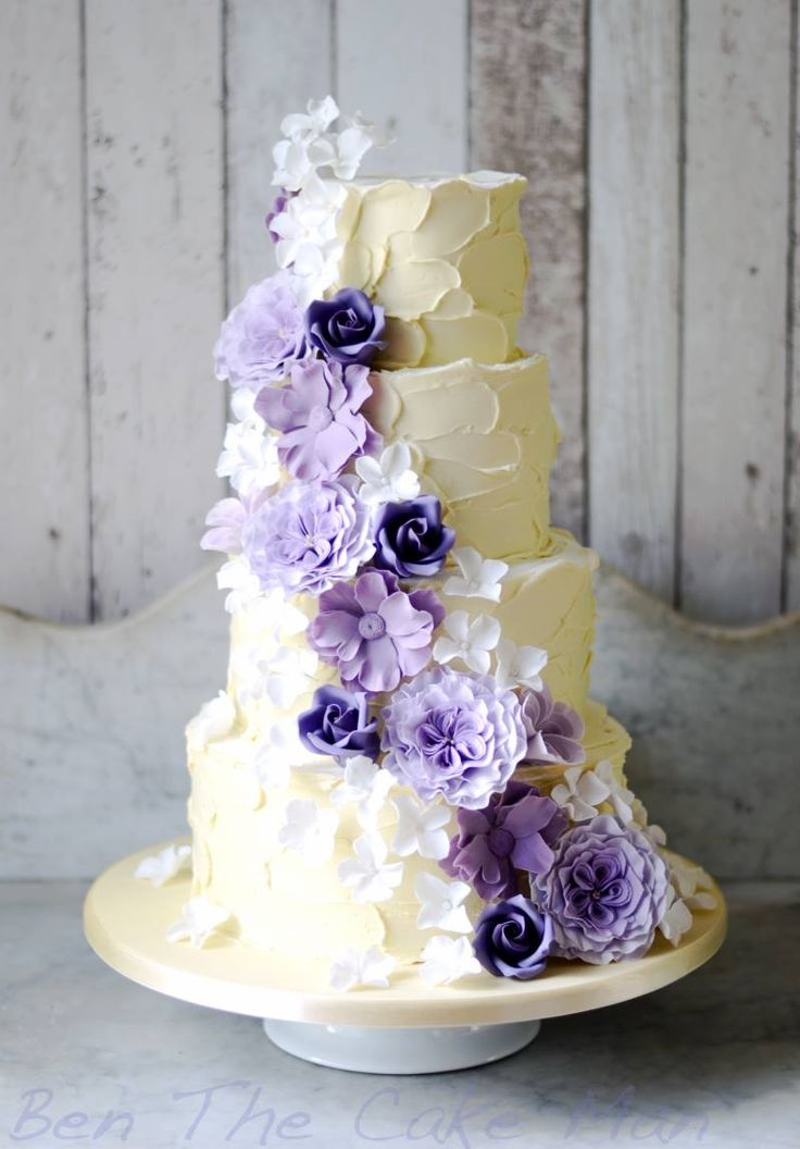 wedding cake lavender color 92 best cakes by colors purple lilac images on 23064