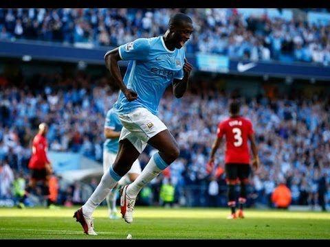 Yaya Touré - Skills, Passing, Goals & Domination HD (720p)