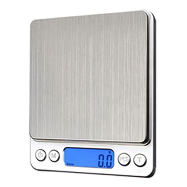 1000g x 0.1g Digital Pocket Scale Jewelry Weight Electronic Balance Scale Kitchen Precision Scale FULI