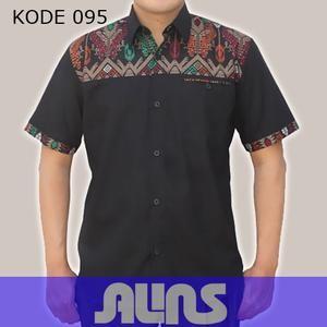 Baju Batik Kemeja Kode 095 ini merupakan batik printing yang terbuat dari bahan katun. Dibuat dengan jahitan yang rapih dan nyaman saat dipakai.