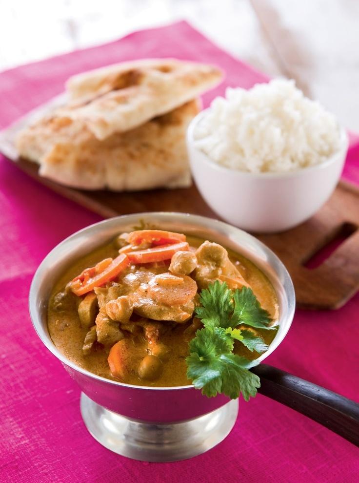 Bollywoodin tulinen broileripata   Intia   Pirkka #food #India