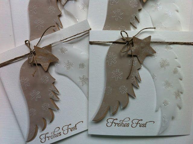крылья ангела открытка своими руками магазины адреса карте