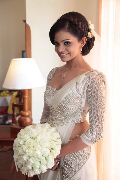 OMG!! This is going to be my wedding sari, if I wear a sari