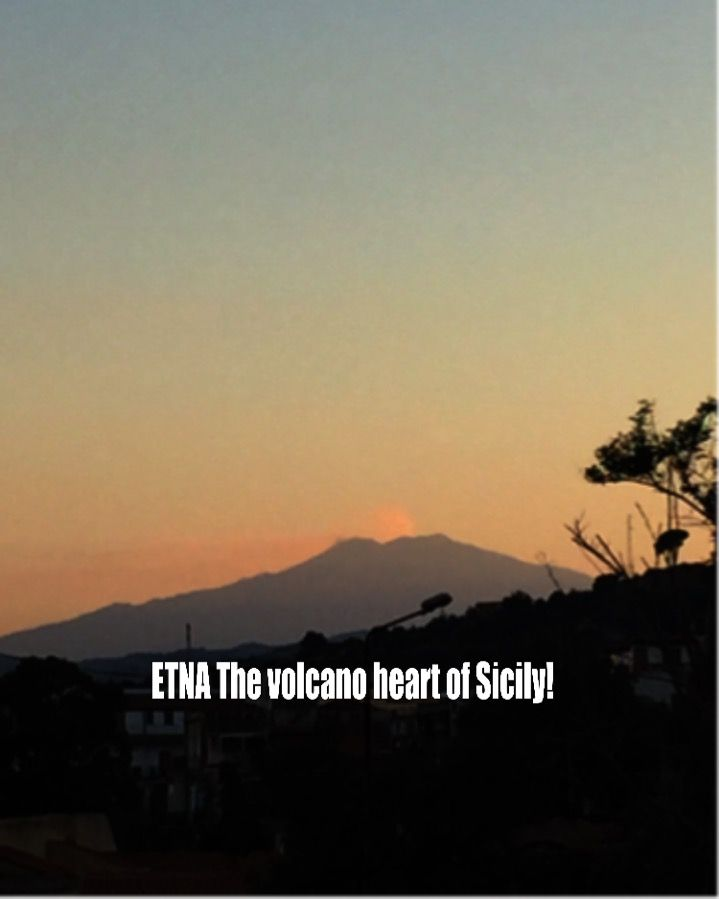 Etna: The volcano heart of Sicily!