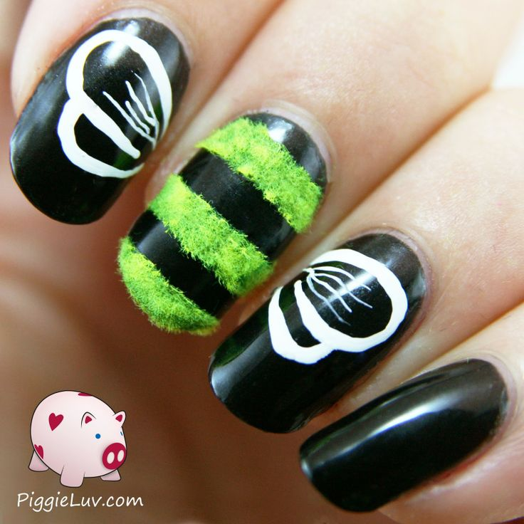 Mejores 368 imágenes de Nail Art - Animal Print en Pinterest ...