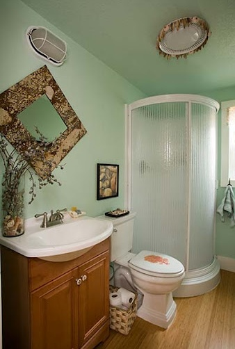 17 Wide Bathroom Vanity: 1000+ Images About Mobile Homes On Pinterest