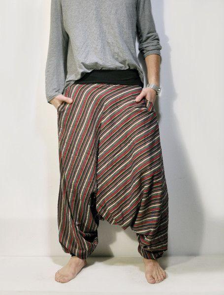 Lotus glorka harem style unisex pants