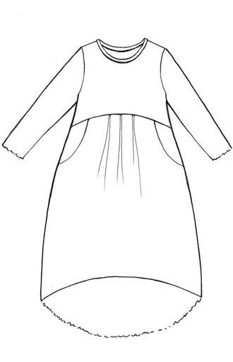 Everyday Elegant Black Dress : Blue Fish Clothing