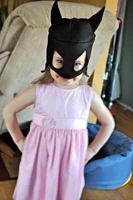 DIY Best Batman Mask DIY Halloween