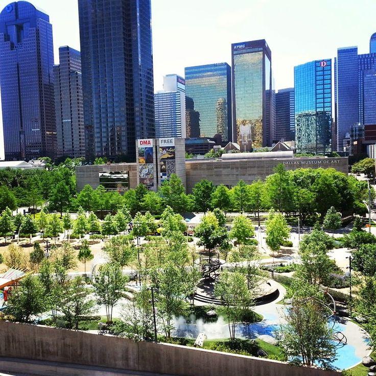Dallas Museum of Art - Dallas, Texas on RueBaRue