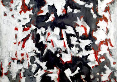 "Saatchi Art Artist maya florence brittain -sakuma; Painting, ""submerged"" #art"