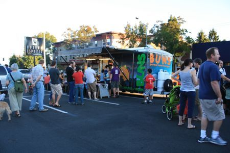 Food Truck Fundraiser Ideas - Raise money by organizing a food truck competition. Add other fundraising activities like craft beer tasting, raffles, fun contests, carnival games, music, etc. Discover more fundraising event tips at FundraiserHelp.com http://food-trucks-for-sale.com/