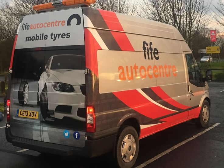 Mobile Tyre Fitting  Fife Autocentre are now offering a mobile tyre fitting service. Call Fife Autocentre on 01592 631211 order your tyres and an experienced tyre fitter in our fully equipped mobile van will come to you and fit your tyres. Have your tyres fitted at a place and time that is most convenient to you. Fully professional tyre fitting service.