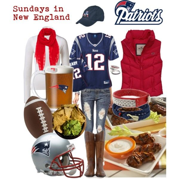 Sundays in New England, created by erin-williams on Polyvore