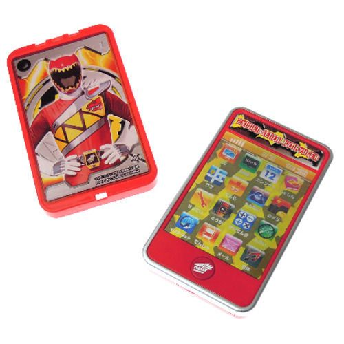 PowerRangers Go Busters Kyoryuger DinoCharge Touch Cell Phone