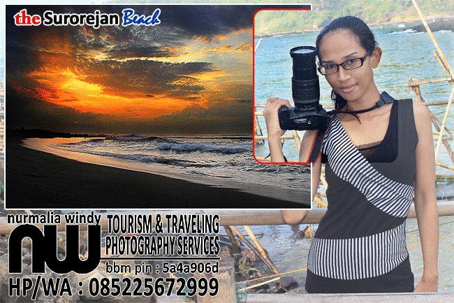 Nurmalia Windy: The Surorejan Beach di wilayah Eks. Karesidenan Ke...