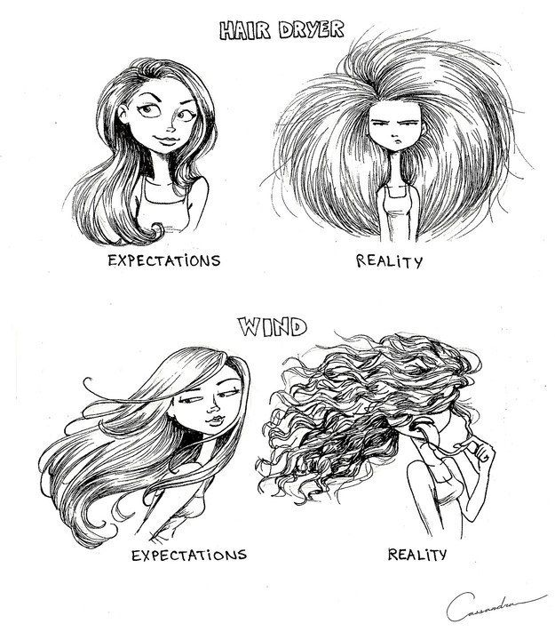 Girl Hairstyle Quotes : 113 best problems only girls with long hair understand images on