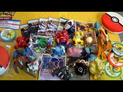Retour de Brocante n°1 : Boosters, Figurines, Ex...