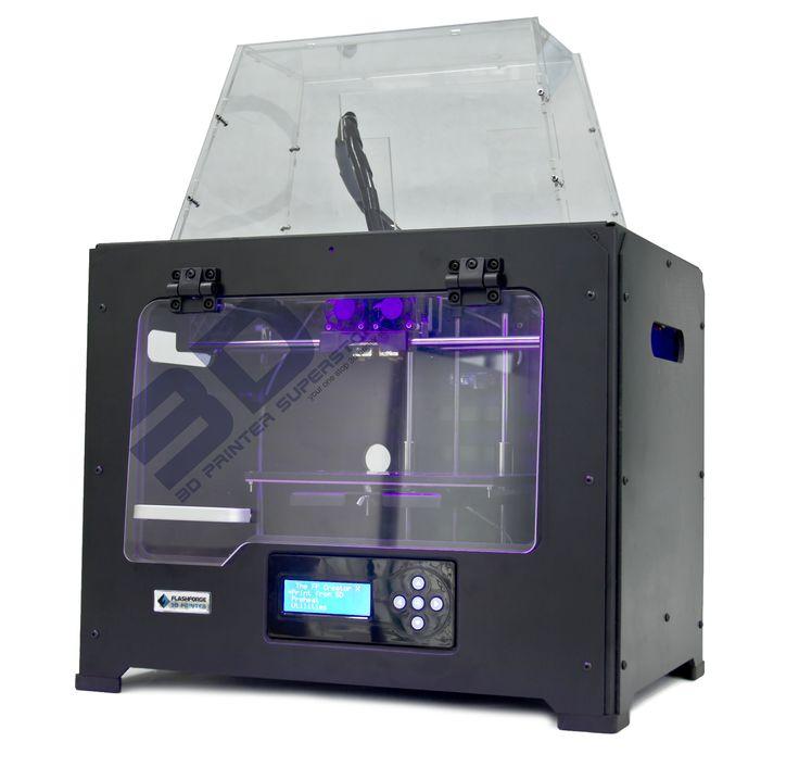 3DプリンターCreatorXが新しくなりました。  現在モデルはCreatorProとなります。 ABS樹脂は急に冷えてしまうと、不均等に縮んだり細かいヒビ割れが起こりやすくなります。これを防ぐために、CreatorProはアクリルカバーがセットされました。正面と上のカバーは開閉可能で、樹脂交換、ノズルクリーニングは割と簡単です。このようなデザインにより、印刷に影響を与えてしまう部屋の空気の流れを気にする必要がなくなります。 ホットプレートは特殊な材質で作られ、6.35㎜の厚さから、プリント中の温度をより安定化できます。プリントエリアを230×150×150まで拡大したことにも関わらず、、温度制御により、プレート全体を正確かつ均一に加熱、維持します。  製品外観は画像の方をご参考ください。