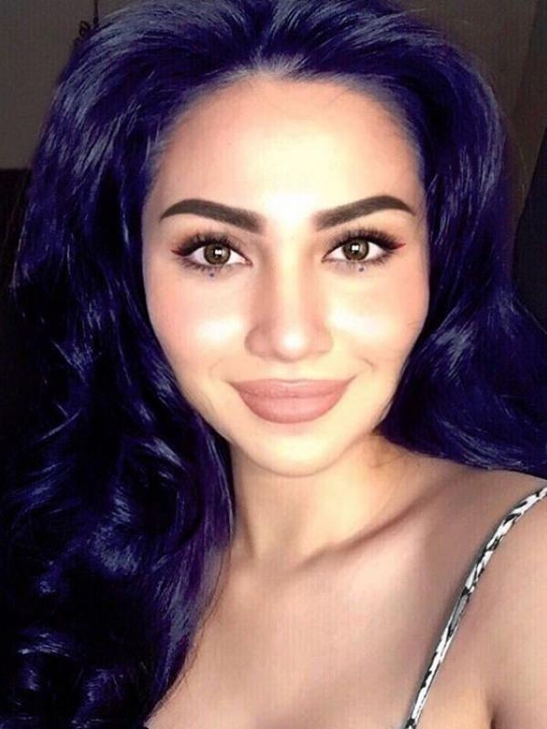 Ariel Tatum Disebut Gagal Cantik Saat Ubah Warna Rambut Jadi Begini, S