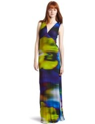 Cluny Womens Maxi Dress With Macrame Back