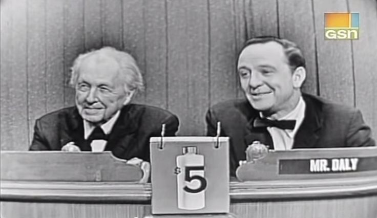 Frank Lloyd Wright on What's my Line....WOW