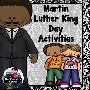 write an acrostic poem about martin luther king