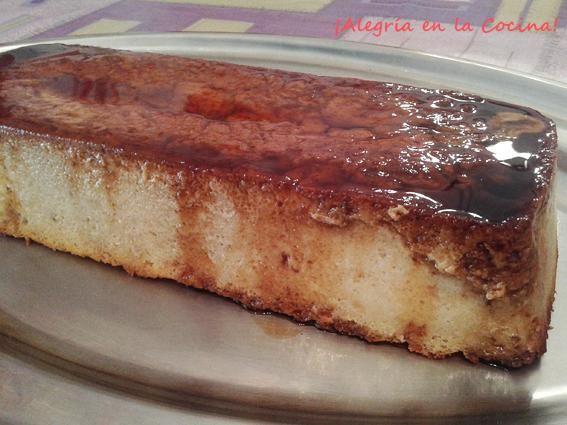 Pan de Calatrava o cómo preparar un pudin con magdalenas