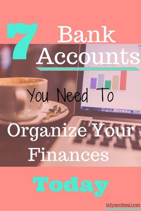 7 Bank Accounts You Need