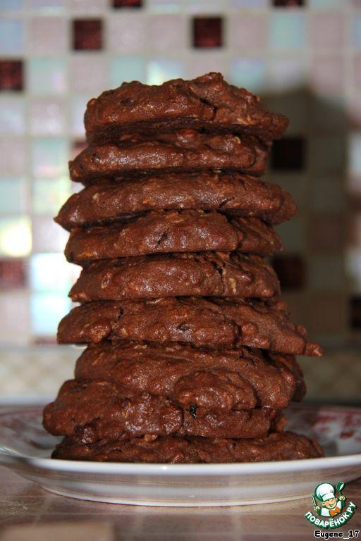 Мягкое печенье без муки ингредиенты