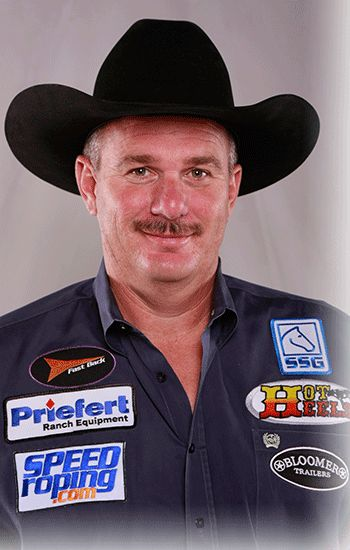Speed Williams - World Champion Team Roper