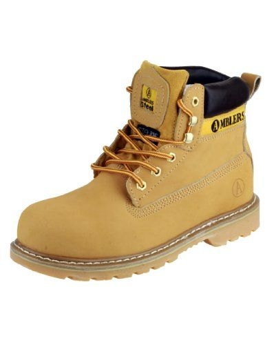 Amblers Steel Unisex FS7 Steel Toe Cap Boot in Honey (4) No description (Barcode EAN = 5038601020863). http://www.comparestoreprices.co.uk/december-2016-4/amblers-steel-unisex-fs7-steel-toe-cap-boot-in-honey-4-.asp