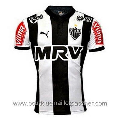 Maillot de foot pas cher Atletico Mineiro 2015 Domicile
