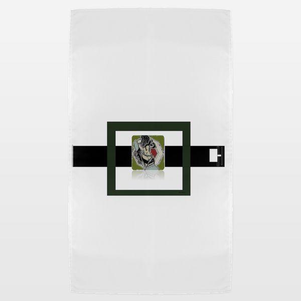 Stylish man's tablecloths - Tate Devros