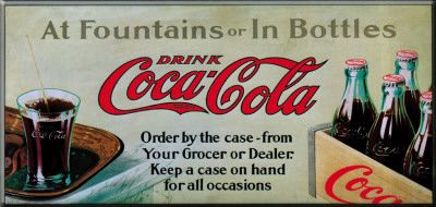 Coca en caisse