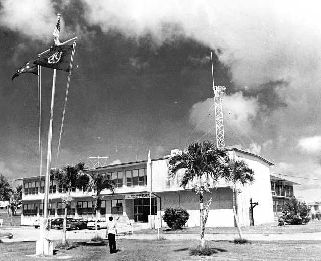 Front view of TTPI Headquarters - 北マリアナ諸島 - Wikipedia