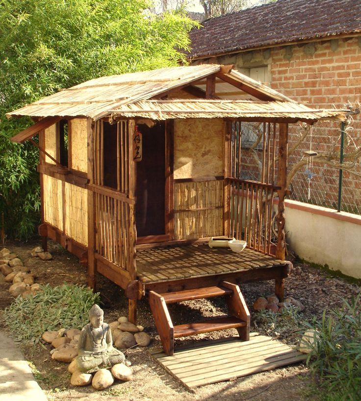 13 best cabane jardin images on Pinterest DIY, Children and Play - Maisonnette En Bois Avec Bac A Sable