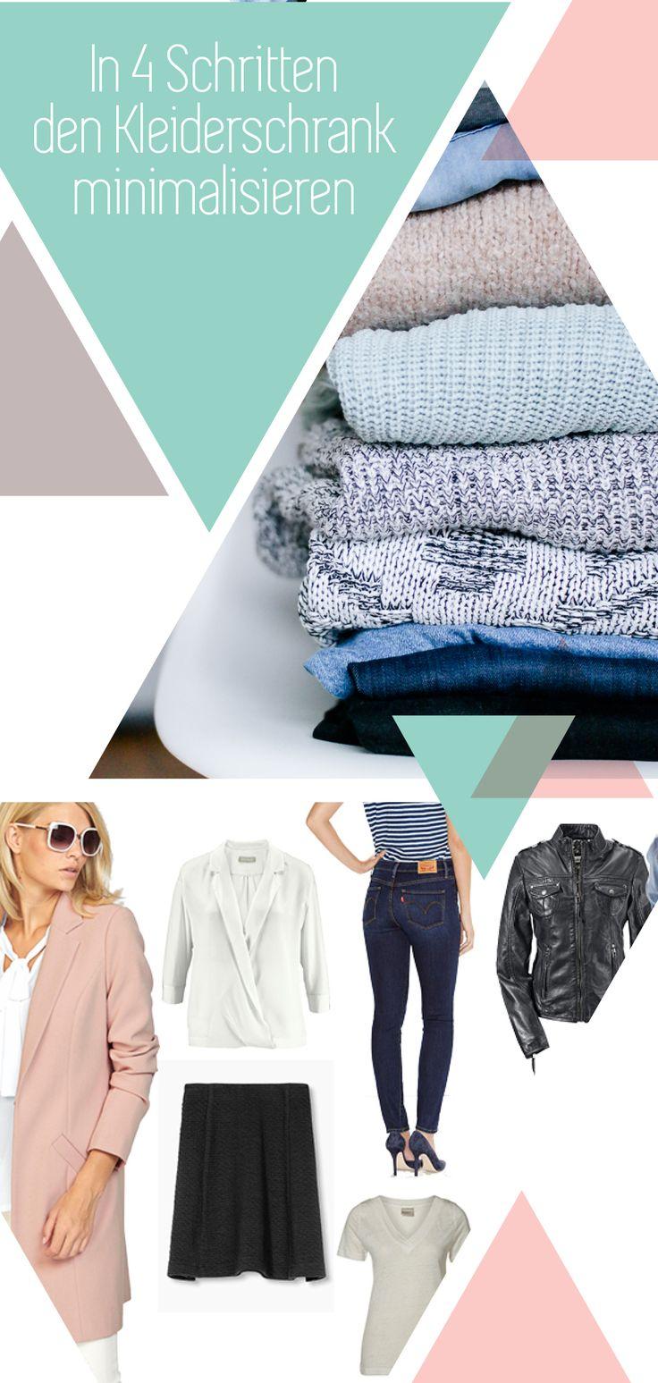 Cute Die Basics f r einen minimalistischen Kleiderschrank mit OTTO Werbung