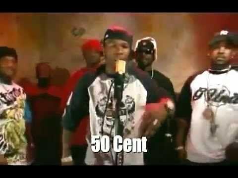 Old School G-Unit Freestyle - 50 Cent Rap City (RARE VIDEO)